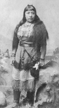 Sarah Winnemucca Hopkins
